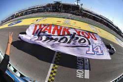 Eerbetoon aan Tony Stewart, Stewart-Haas Racing