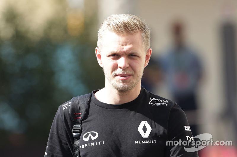 Kevin Magnussen (Renault)