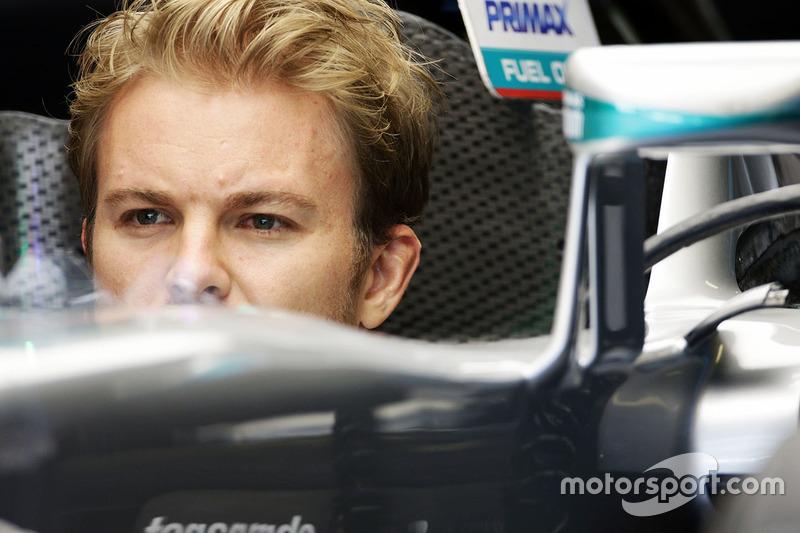 Ніко Росберг, Mercedes AMG F1 W07 Hybrid