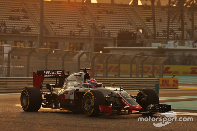 14º Romain Grosjean, Haas F1 Team VF-16