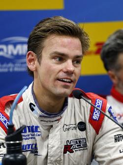 Conférence de presse : Tom Chilton, Sébastien Loeb Racing, Citroën C-Elysée WTCC