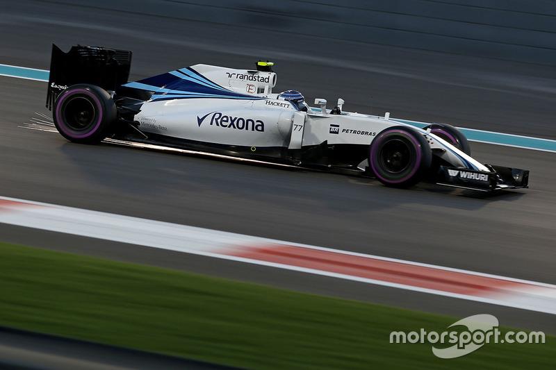 Ausfall: Valtteri Bottas, Williams F1 Team FW38
