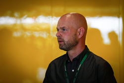 Jan Magnussen, father of Kevin Magnussen, Renault Sport F1 Team