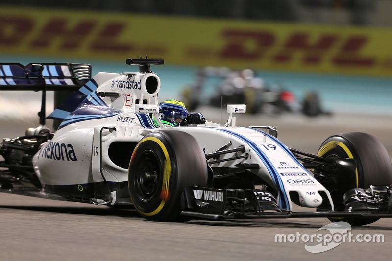 9 місце - Феліпе Масса, Williams F1 Team. Умовний бал - 10,410