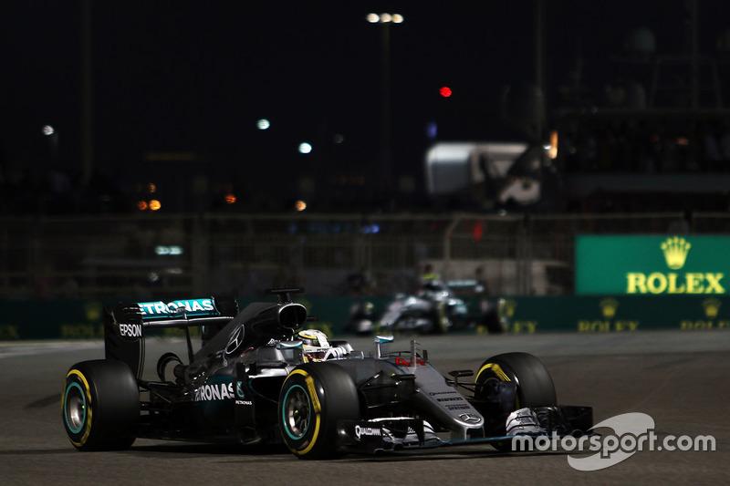 Lewis Hamilton – GP de Abu Dhabi
