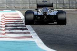Pascal Wehrlein, Mercedes AMG F1, testet Pirelli-Reifen für 2017