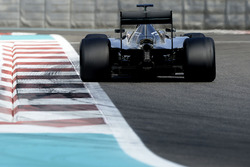 Тесты шин Pirelli 2017 года: Паскаль Верляйн, Mercedes AMG F1