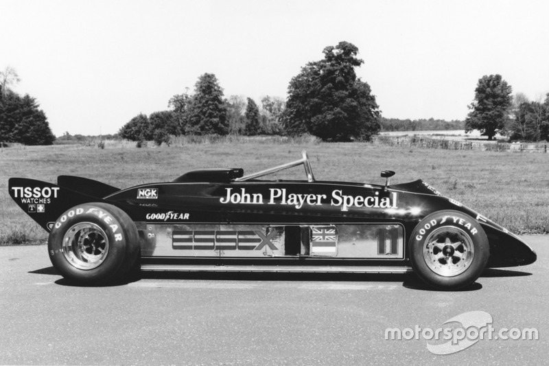 Presentación del Lotus 88