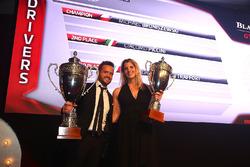 2016 Pro-AM Cup pilotos, Giacomo Piccini, segundo lugar, Morgan Moullin Traffort, tercer lugar