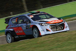 Луиджи Фонтана и Роберто Мометти, Hyundai i20 WRC