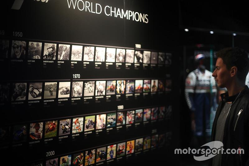 Музей Чемпіонів Світу Хорхе Лоренсо, №99