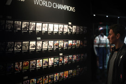 Le musée World Champions by 99 de Jorge Lorenzo