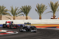 Nico Rosberg, 1. Rennen für Mercedes AMG F1 - Bahrain 2010