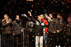 Motorsport incontra Sindelfingen, i festeggiamenti