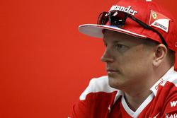 Conferenza stampa: Kimi Raikkonen, Ferrari