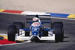 Satoru Nakajima, Tyrrell 019, Ford