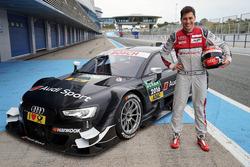 Loic Duval, Audi RS 5 DTM Testfahrzeug