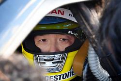 #12 Team Impul, Nissan GT-R Nismo GT3: Hironobu Yasuda