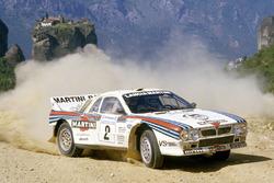 Маркку Ален и Илкка Кивимяки, Lancia Rally 037