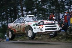 Юха Канккунен и Юха Пииронен, Toyota Celica Turbo 4WD