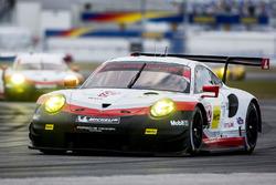 #912 Porsche Team North America Porsche 911 RSR: Міхаель Крістенсен, Лоранс Вантор