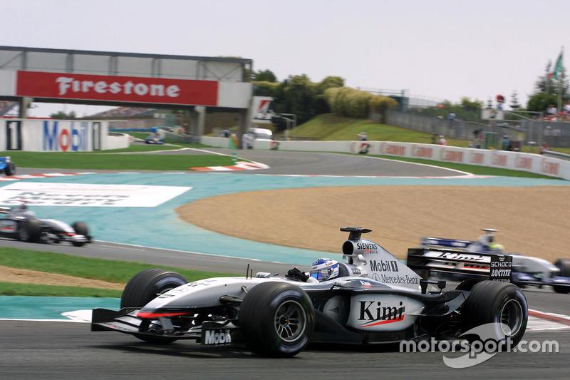 Kimi Raikkonen, McLaren MP4/17 (2002)