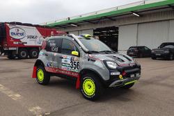 Panda para el Dakar 2017