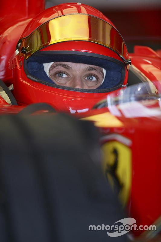 Валентино Россі, Ferrari F2004