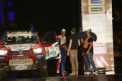 #310 Van Loon Racing Toyota: Erik Van Loon, Wouter Rosegaar