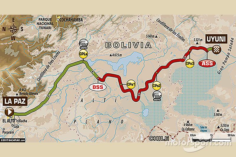 Etapa 7: La Paz - Uyuni