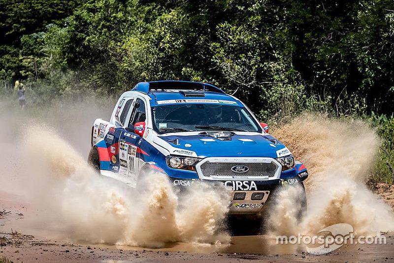 #311 Ford: Кав'єр Понс, Рубен Гарсія