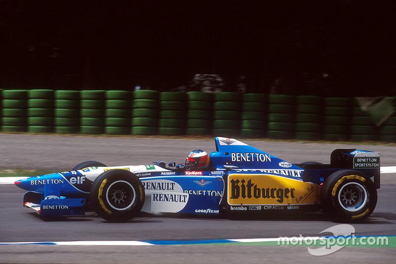 1995 Avrupa GP