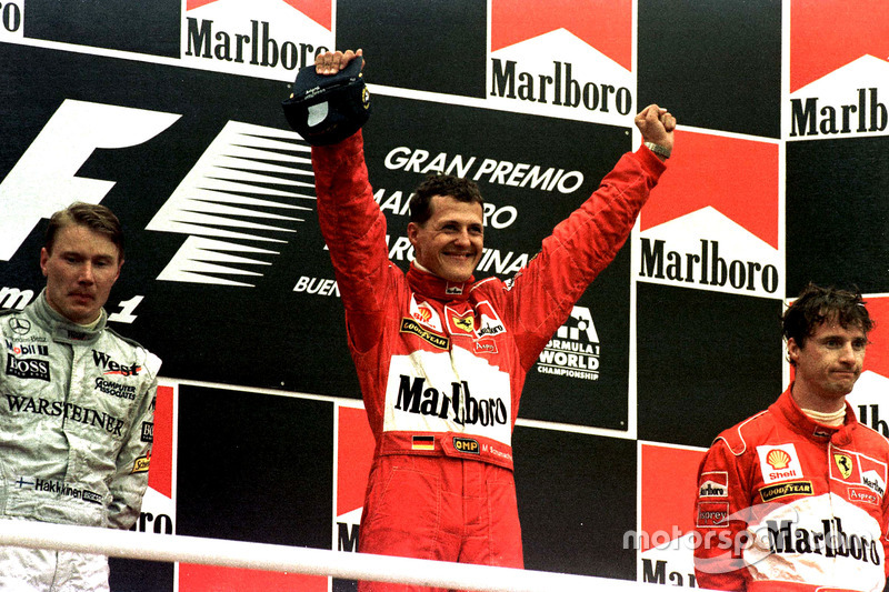 1998 Arjantin GP