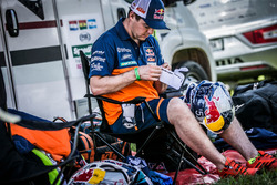 #16 Red Bull KTM Factory Racing: Matthias Walkner