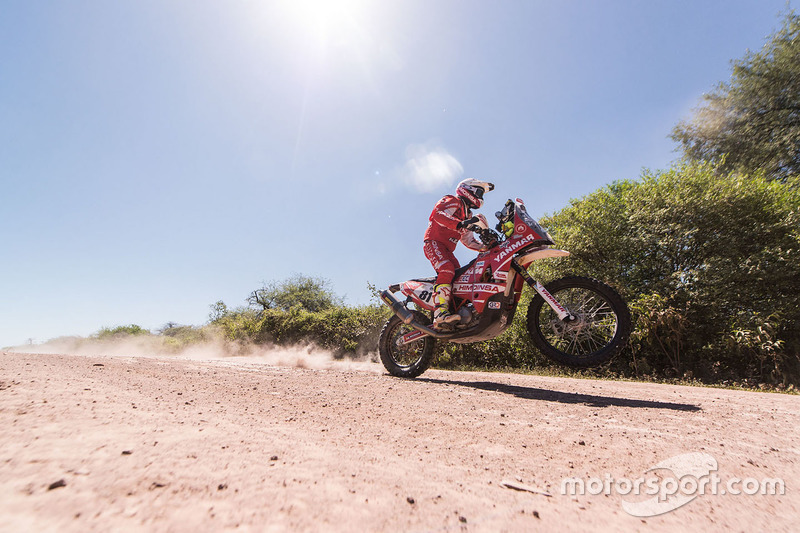 #81 Himoinsa Dakar Team KTM: Роза Ромеро