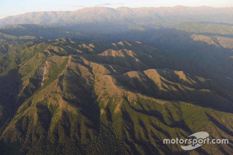 Етап 3: Сан-Мігель-де-Тукуман (Аргентина) - Сан-Сальвадор-де-Хухуй (Аргентина)