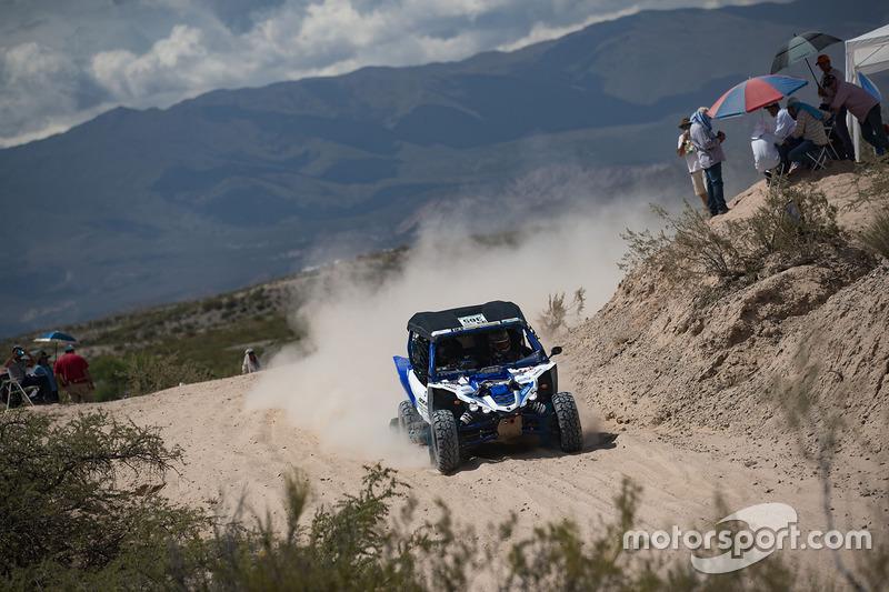 #365 Yamaha: Хуан Фонт, Габріель Моісет Феррер