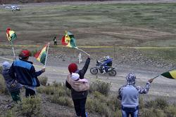 #12 Sherco TVS Rally Factory: Joan Pedrero
