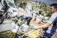 Mechaniker von #31 Husqvarna Factory Racing: Pela Renet
