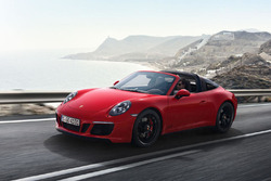 Porsche 911 Carrera 4 Targa GTS