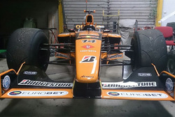 Arrows A21 chassis 06