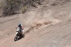 №42 Hero MotoSports Team Rally: Си-Эс Сантош