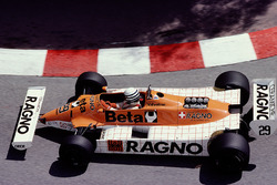 Riccardo Patrese, Arrows A3 Ford