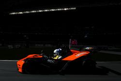David Coulthard, conduce el KTM X-Bow Comp R