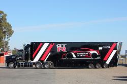 Truck von Nissan Motorsport
