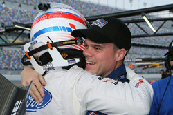 Pole position GTLM for Joey Hand, Ford Performance Chip Ganassi Racing with Dirk Müller