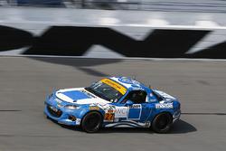 #27 Freedom Autosport, Mazda MX-5: Robby Foley, Britt Casey Jr.