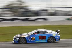 #99 Automatic Racing Aston Martin Vantage GT4: Rob Ecklin, Al Carter, Charles Espenlaub
