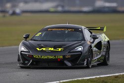 #2 Automatic Racing/VOLT Racing, McLaren GT4: Alan Brynjolfsson, Chris Hall