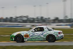 #26 Freedom Autosport, Mazda MX-5: Andrew Carbonell, Liam Dwyer